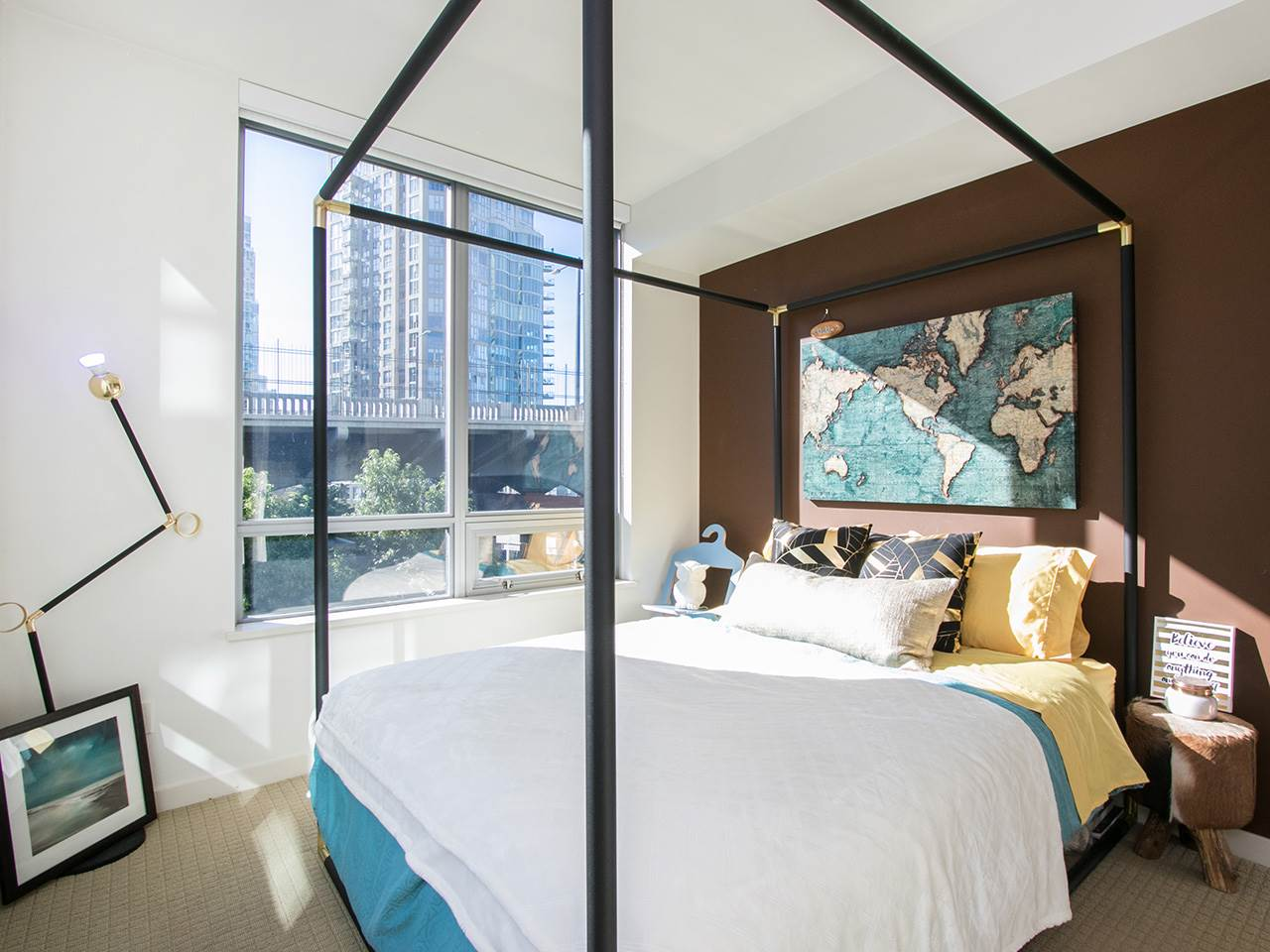 Condo Apartment at 501 1005 BEACH AVENUE, Unit 501, Vancouver West, British Columbia. Image 13