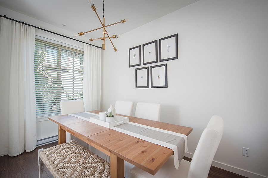 Townhouse at 45 433 SEYMOUR RIVER PLACE, Unit 45, North Vancouver, British Columbia. Image 5