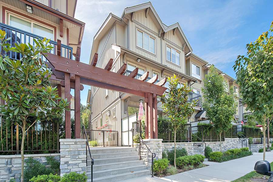 Townhouse at 45 433 SEYMOUR RIVER PLACE, Unit 45, North Vancouver, British Columbia. Image 11