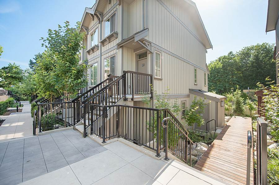 Townhouse at 45 433 SEYMOUR RIVER PLACE, Unit 45, North Vancouver, British Columbia. Image 14