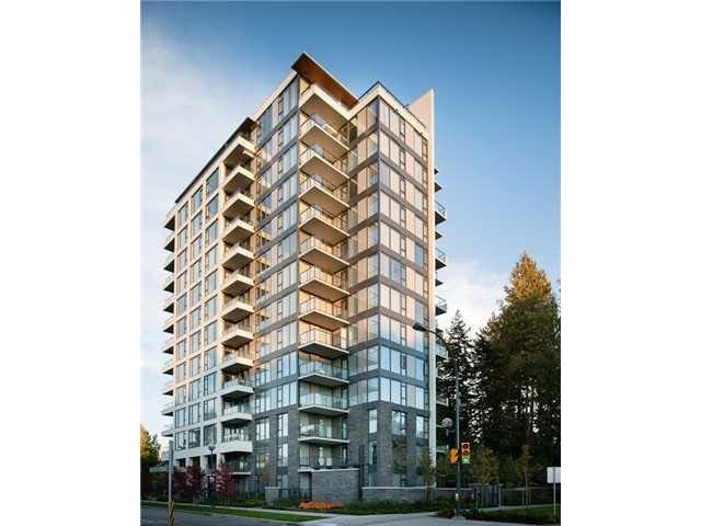 Condo Apartment at 1203 5868 AGRONOMY ROAD, Unit 1203, Vancouver West, British Columbia. Image 1