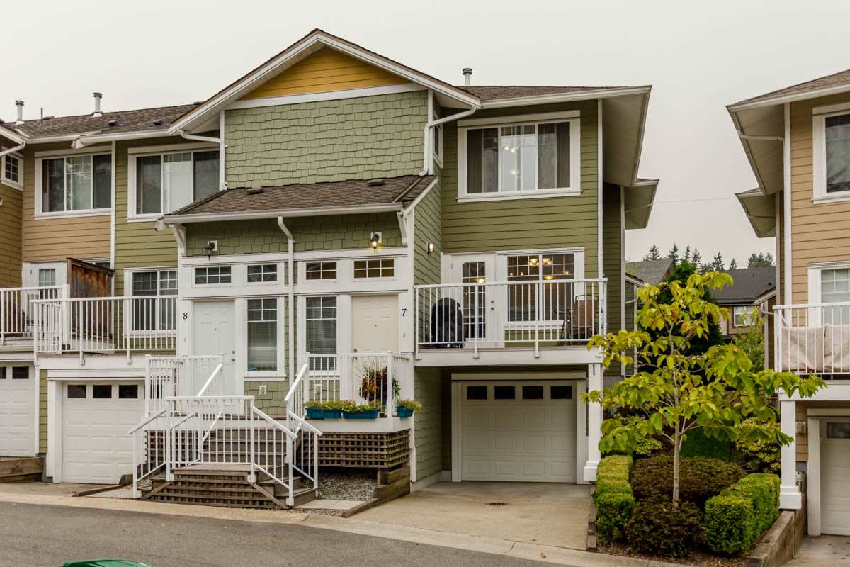 Townhouse at 7 6110 138 STREET, Unit 7, Surrey, British Columbia. Image 2