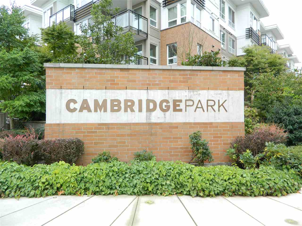 Condo Apartment at 406 9500 ODLIN ROAD, Unit 406, Richmond, British Columbia. Image 1
