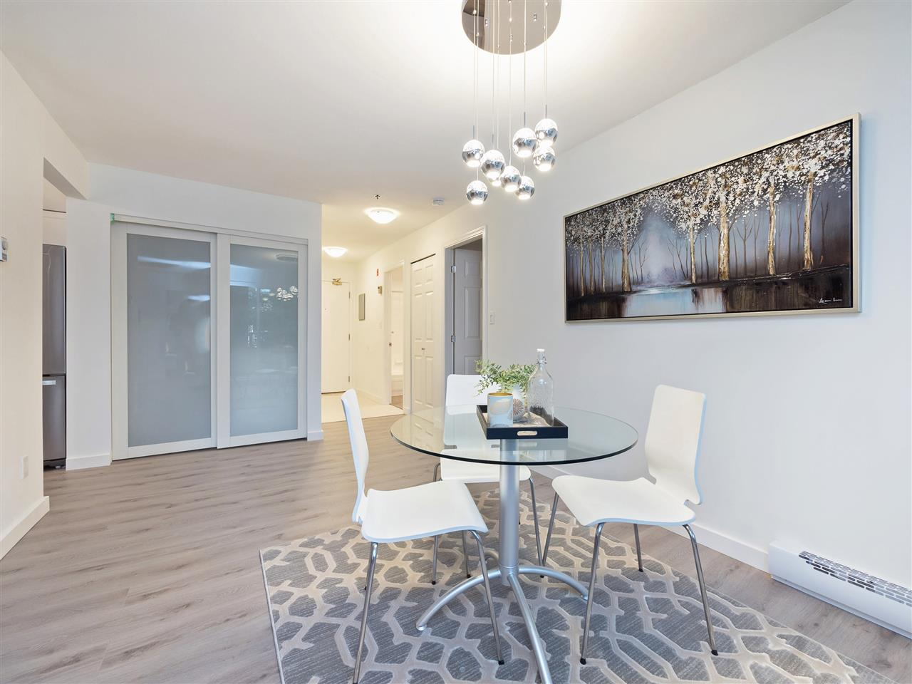 Condo Apartment at 211 1148 WESTWOOD STREET, Unit 211, Coquitlam, British Columbia. Image 4