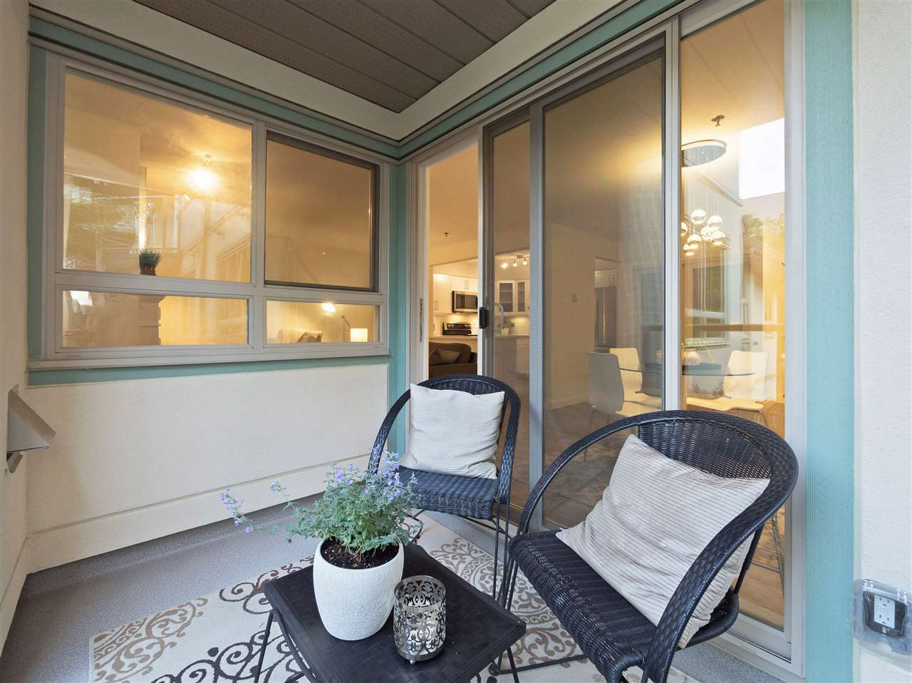 Condo Apartment at 211 1148 WESTWOOD STREET, Unit 211, Coquitlam, British Columbia. Image 16