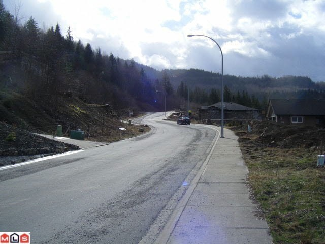 Vacant Land at 7312 MOUNT THURSTON DRIVE, Chilliwack, British Columbia. Image 3