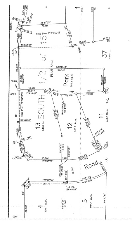 Vacant Land at 2898 164A STREET, South Surrey White Rock, British Columbia. Image 1