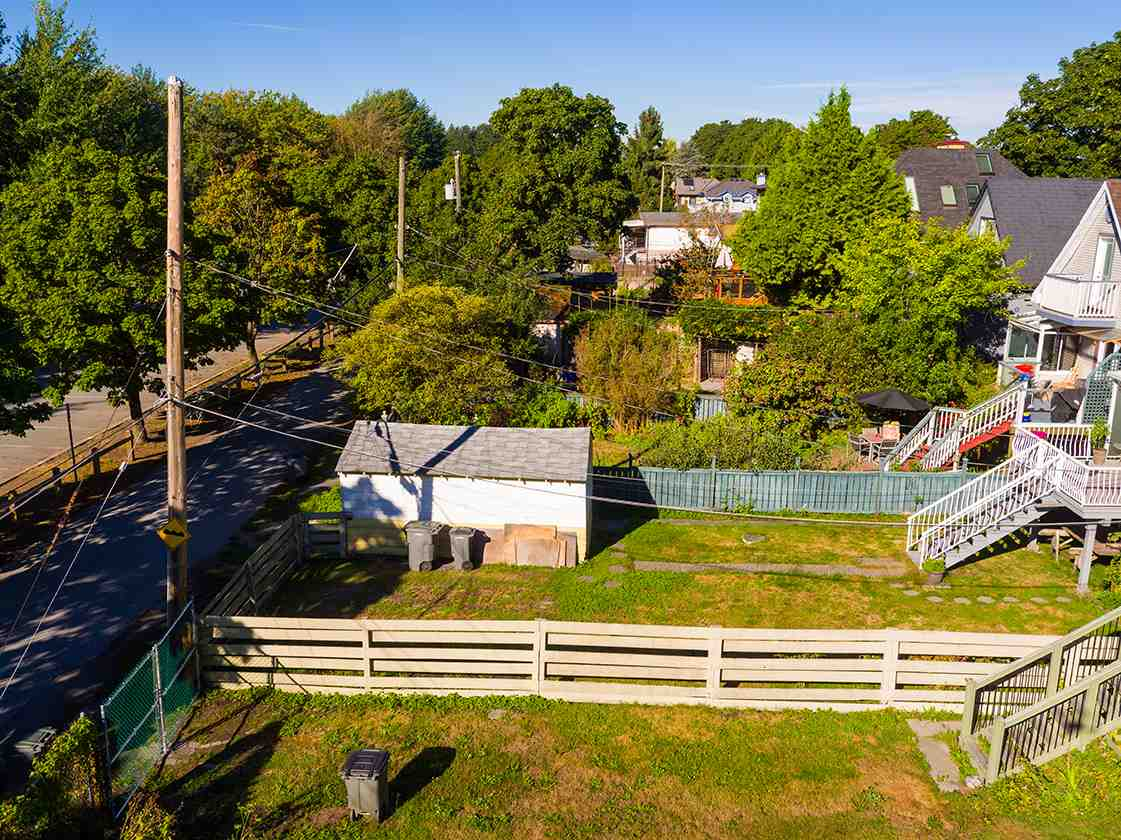 Vacant Land at 2192 E 13TH AVENUE, Vancouver East, British Columbia. Image 6