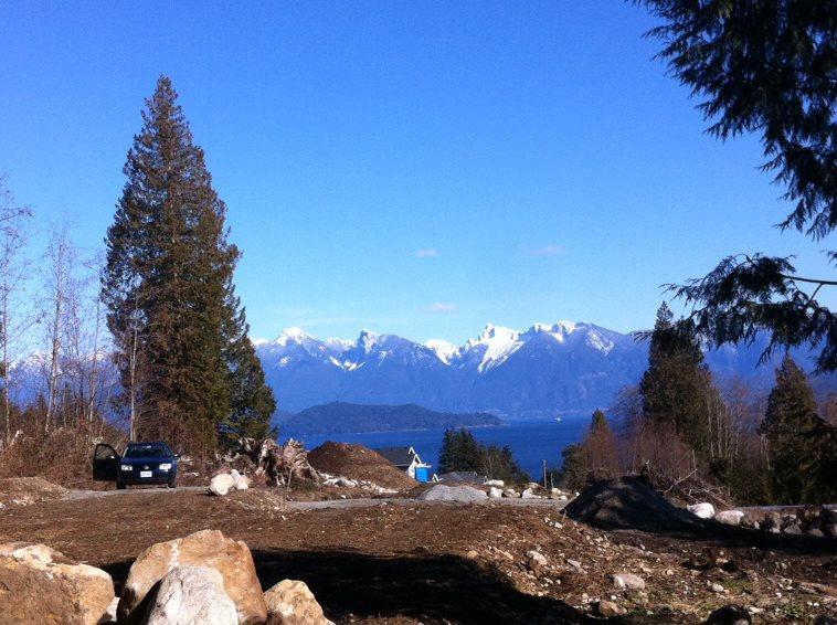 Vacant Land at 777 COURTNEY ROAD, Sunshine Coast, British Columbia. Image 1