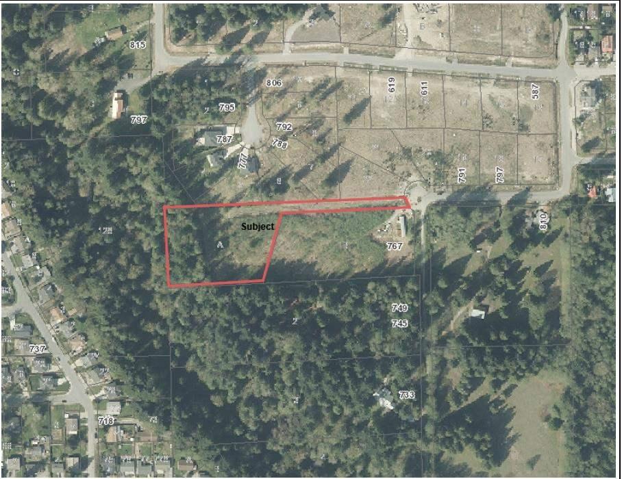 Vacant Land at 777 COURTNEY ROAD, Sunshine Coast, British Columbia. Image 2