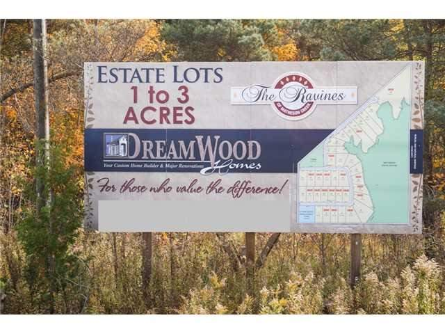 Vacant Land at 34 Gallagher Cres, Springwater, Ontario. Image 1
