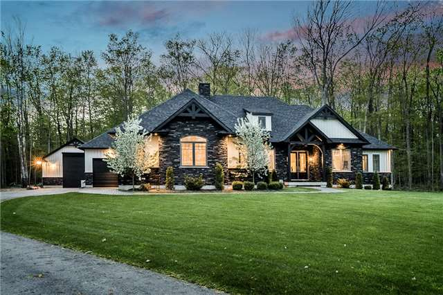 Detached at 46 Windfield Dr W, Oro-Medonte, Ontario. Image 1