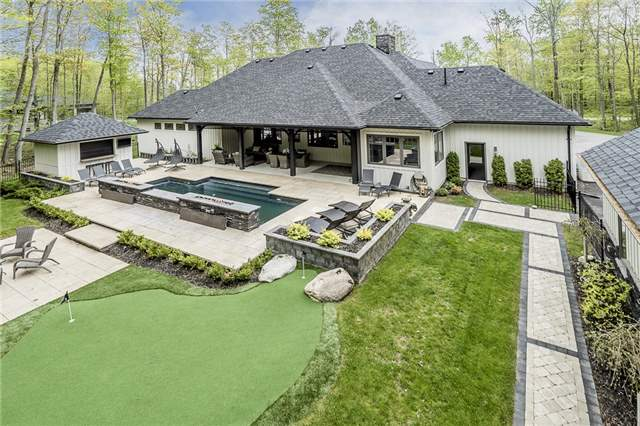 Detached at 46 Windfield Dr W, Oro-Medonte, Ontario. Image 13