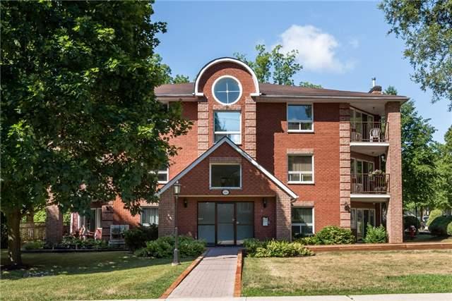 Condo Apartment at 166 Owen St, Unit 206, Barrie, Ontario. Image 1