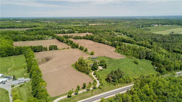 Farm at 1614 Horseshoe Valley Rd E, Oro-Medonte, Ontario. Image 4