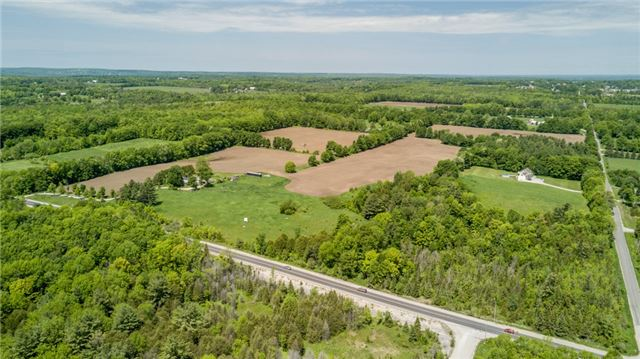 Farm at 1614 Horseshoe Valley Rd E, Oro-Medonte, Ontario. Image 7