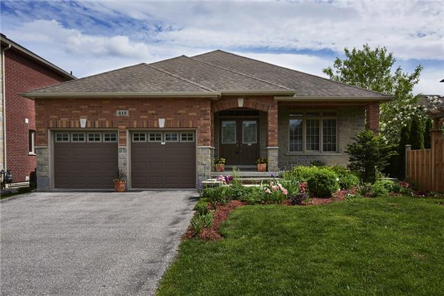 Detached at 415 Little Ave, Barrie, Ontario. Image 10
