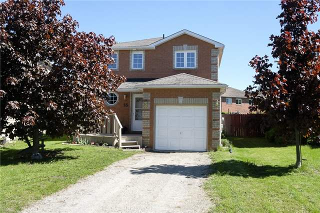 Detached at 55 Clute Cres, Barrie, Ontario. Image 1