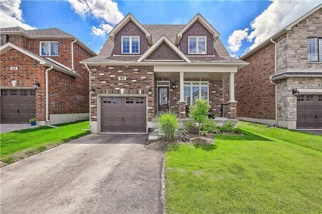 Detached at 55 Nathan Cres, Barrie, Ontario. Image 1