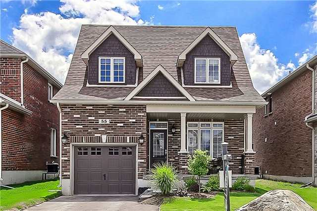 Detached at 55 Nathan Cres, Barrie, Ontario. Image 13
