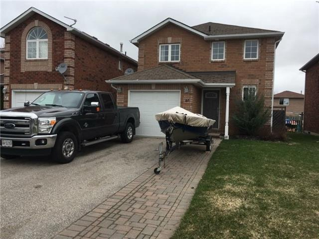 Detached at 46 Sydenham Wells, Barrie, Ontario. Image 1