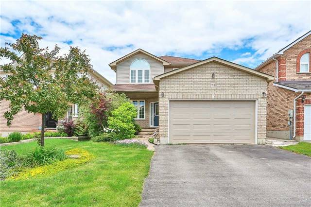Detached at 73 Balmoral Pl, Barrie, Ontario. Image 1