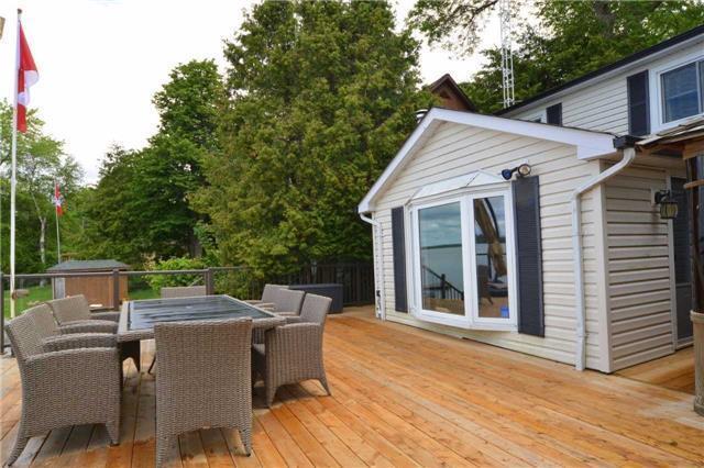 Detached at 1256 Black Beach Lane, Ramara, Ontario. Image 2