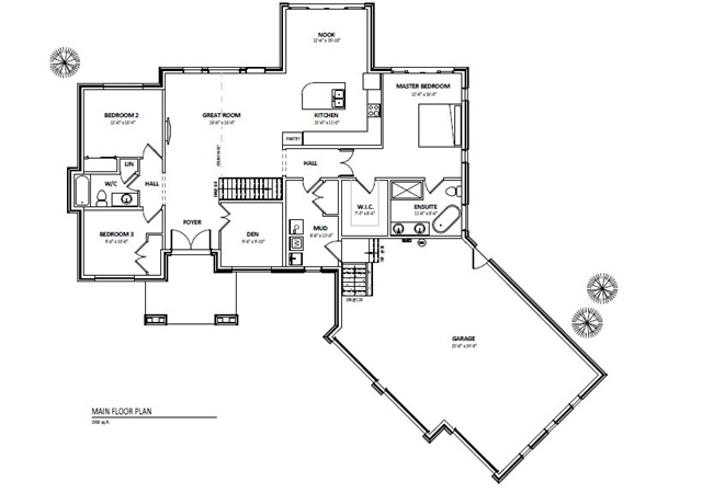 Detached at 99 Windermere Circ, Tay, Ontario. Image 2