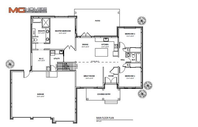 Detached at 75 Windermere Circ, Tay, Ontario. Image 2