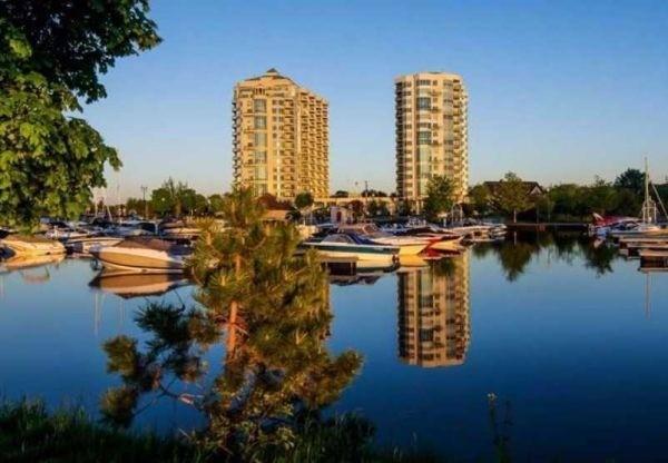 Condo Apartment at 6 Toronto St, Unit 1108, Barrie, Ontario. Image 1