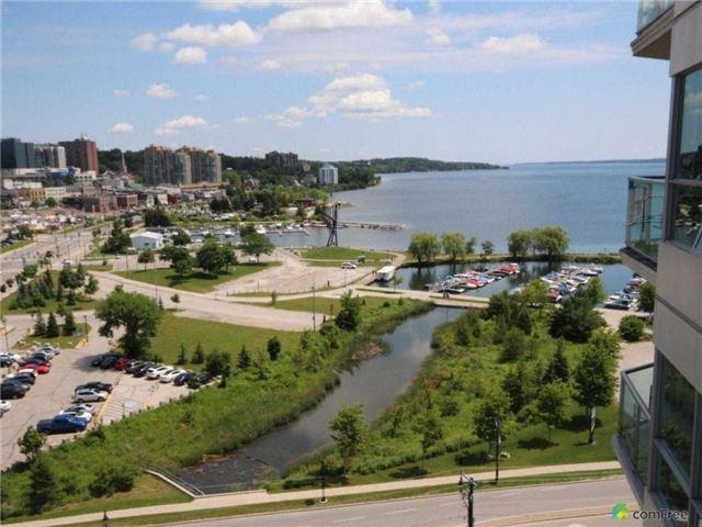 Condo Apartment at 6 Toronto St, Unit 1108, Barrie, Ontario. Image 2