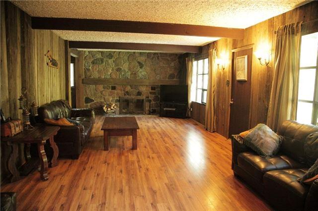 Rural Residence at 230 Dawsons Sdrd, Tiny, Ontario. Image 16