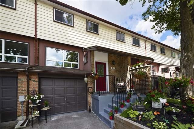 Condo Townhouse at 63 Ferris Lane, Barrie, Ontario. Image 14