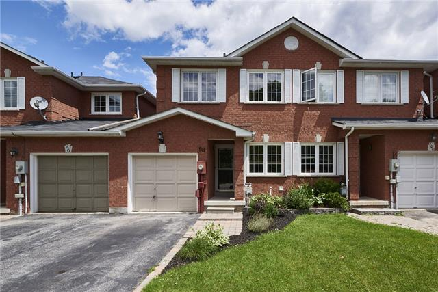Townhouse at 98 Bruce Cres, Barrie, Ontario. Image 14