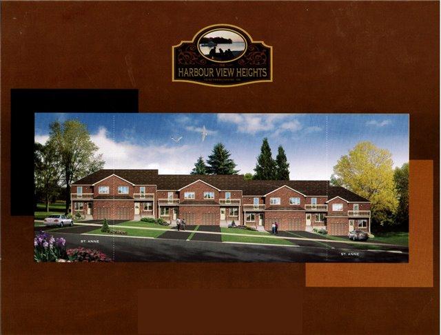 Townhouse at 16 Owen St, Penetanguishene, Ontario. Image 3