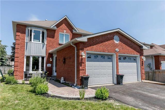 Detached at 45 Shakespeare Cres, Barrie, Ontario. Image 1