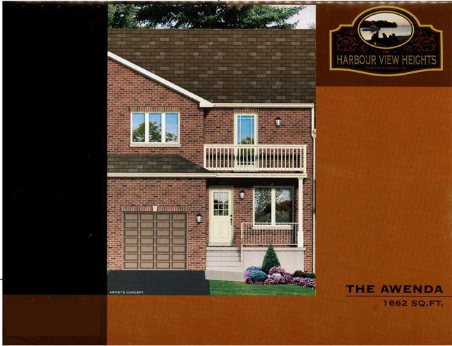 Townhouse at 20 Owen St, Penetanguishene, Ontario. Image 2