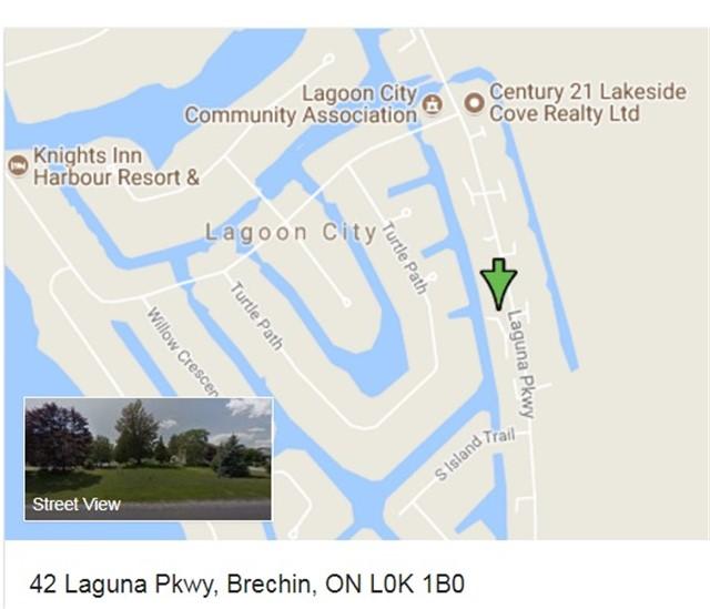 Vacant Land at 42 Laguna Pkwy, Ramara, Ontario. Image 2