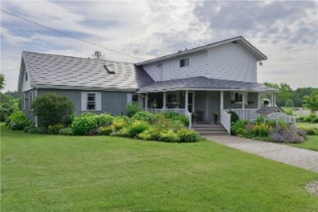 Farm at 1267 Upper Big Chute Rd, Severn, Ontario. Image 4