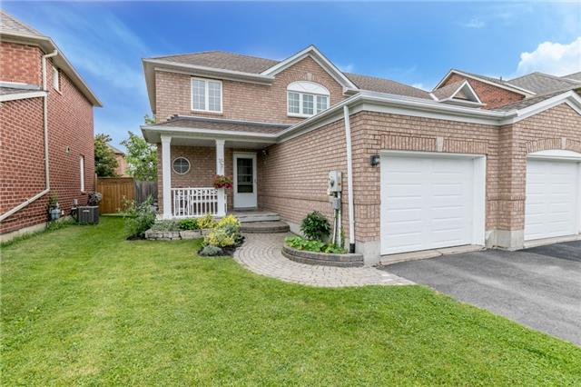 Semi-detached at 35 Epsom Rd, Barrie, Ontario. Image 1