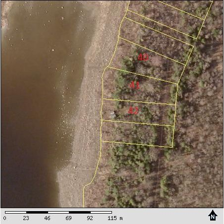 Vacant Land at 40 Methodist Island, Tay, Ontario. Image 7