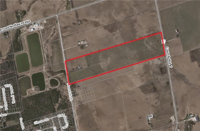 Vacant Land at 299 Mowat St, Clearview, Ontario. Image 1