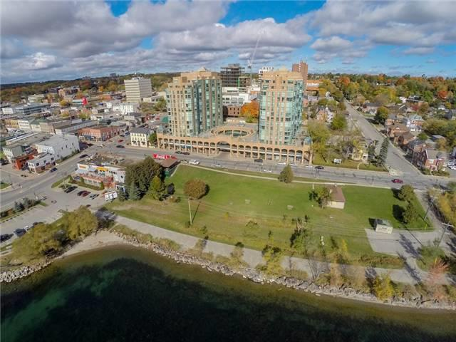 Condo Apartment at 140 Dunlop St, Unit 905, Barrie, Ontario. Image 1