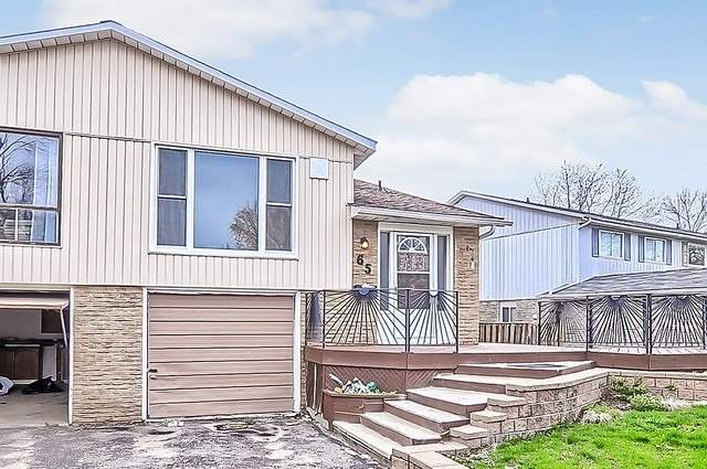 Semi-detached at 65 Highcroft Rd, Barrie, Ontario. Image 11