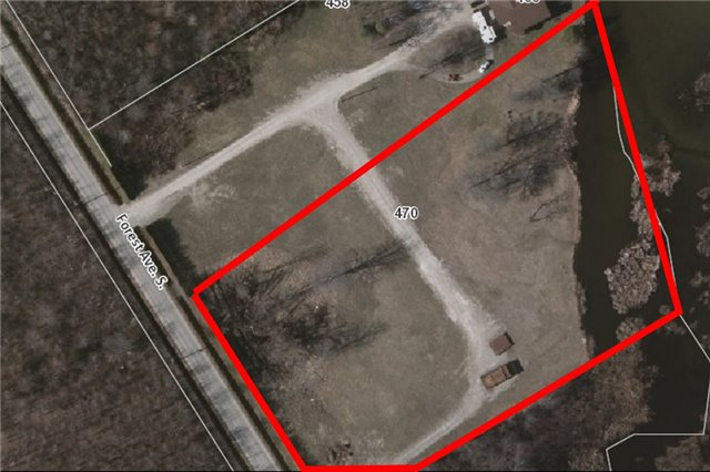 Vacant Land at 458B Forest Ave S, Orillia, Ontario. Image 6