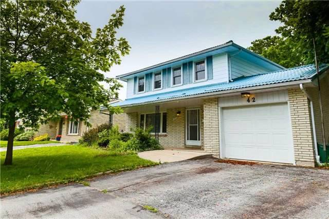 Detached at 42 Davies Cres, Barrie, Ontario. Image 9
