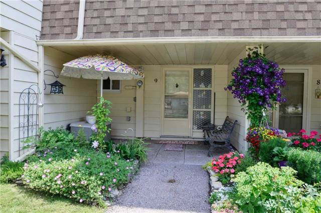Condo Townhouse at 4 Paradise Blvd, Unit 9, Ramara, Ontario. Image 1