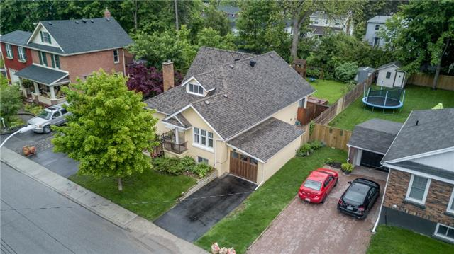 Detached at 124 Clapperton St, Barrie, Ontario. Image 18