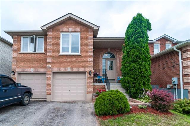 Detached at 101 Chalmers Dr, Barrie, Ontario. Image 1