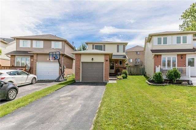 Detached at 60 Hadden Cres, Barrie, Ontario. Image 1